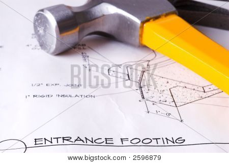Hammer And Blueprints