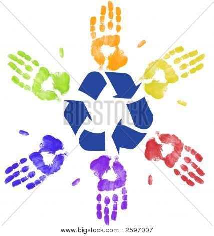 Hands All Recycling 2
