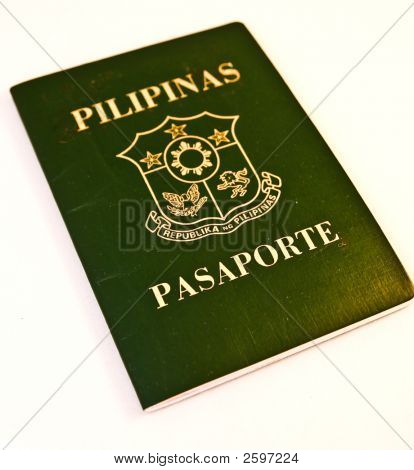 Philipines Passport