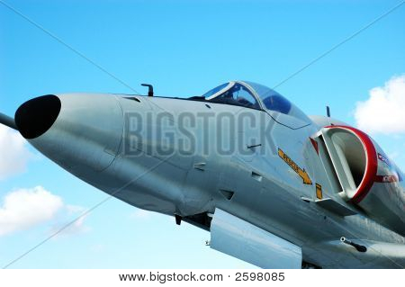 A-4 Skyhawk Fighter Jet