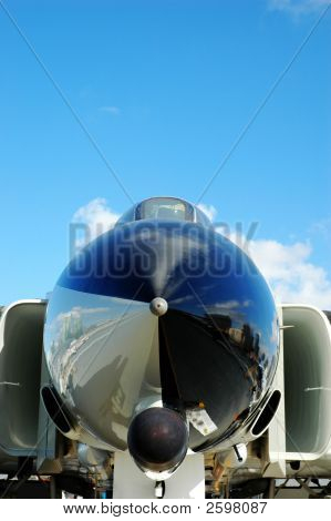 Fighter Jet Nose