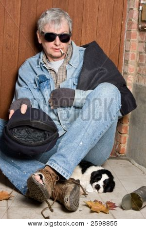 Blind Beggar