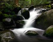 Cascadas de Smoky Mountain