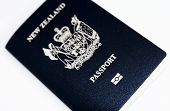 New Zealnd Passport
