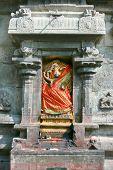 Постер, плакат: Деталь храма Arunachaleswar в Тируваннамалая датируется XI века Тамилнад Индия