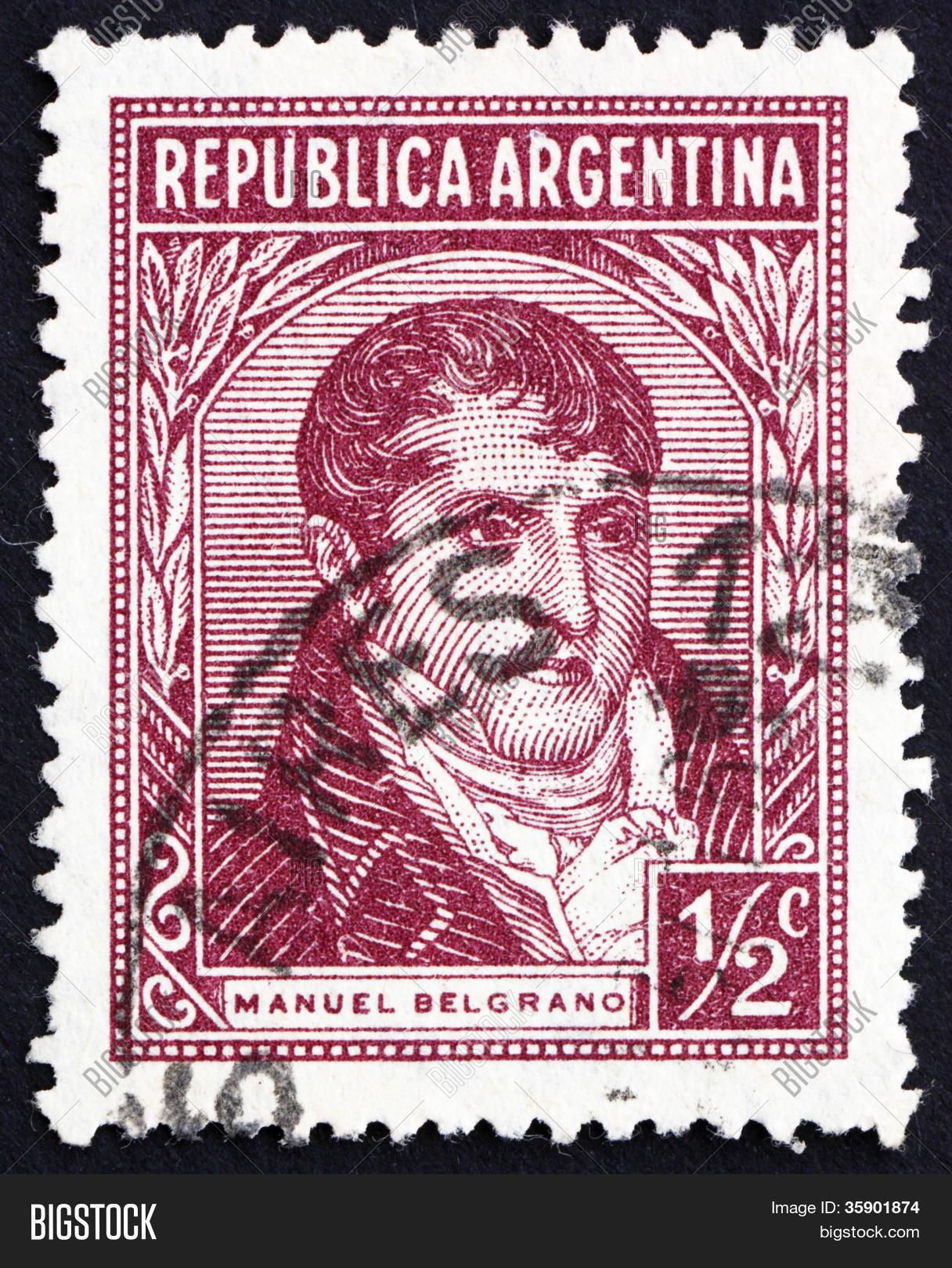 Image et photo de timbre poste argentine 1935 bigstock - Abonnement the economist tarif etudiant ...
