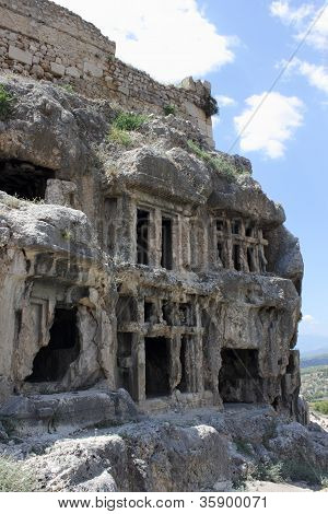 Tlos, Ancient city in Turkey