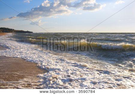 Sea Surf Foam
