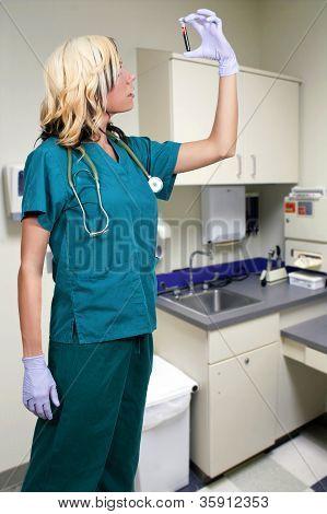 Médico de la mujer