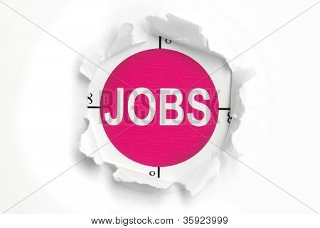 Jobs Paper Hole