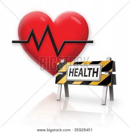 Health Danger Warning
