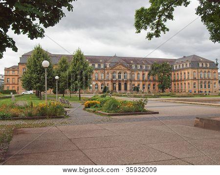 Neues Schloss (New Castle) Stuttgart