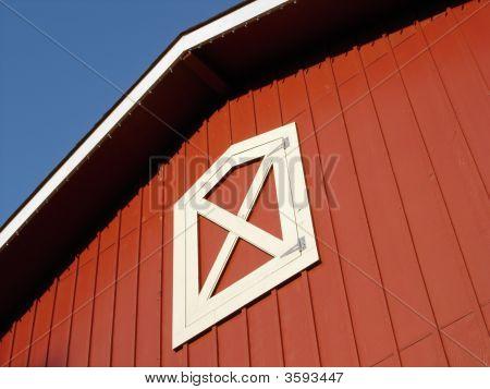 Barn Roof Closeup