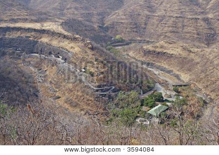 Hidden Valley Containing Ajanta
