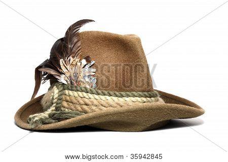 Vintage Hunting Hat