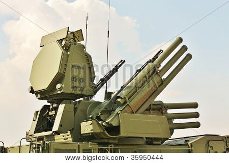 Weapons Of Anti-aircraft Defense