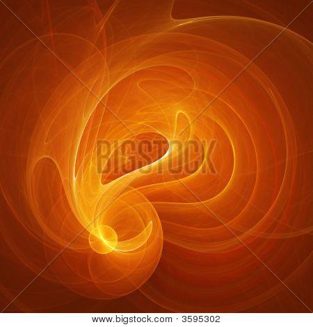Soft Orange Rays