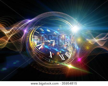 Aceleración del tiempo