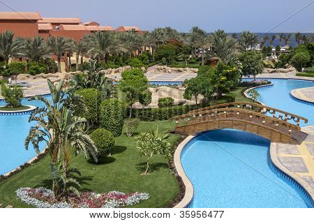 Tropical Resort Of Egypt