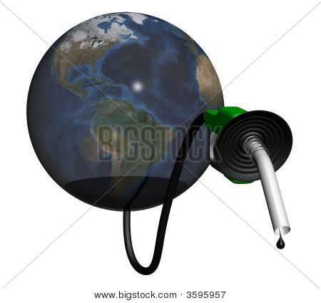 Earth Oil Shortage