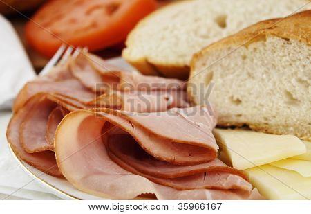 Ham Lunch