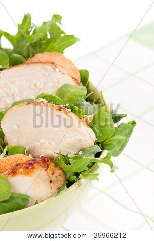 Delicious Salad.
