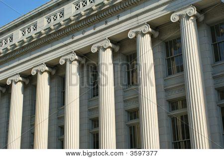 Court Pillars