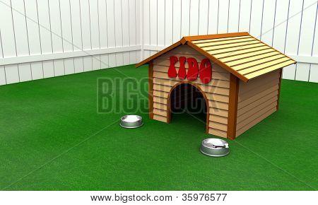 Fido's House