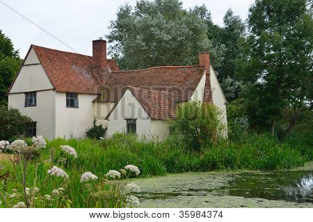 Willy lotts house flatford