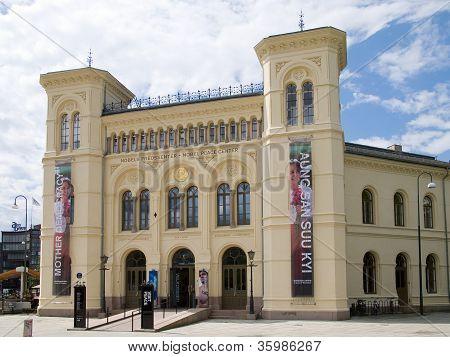 Nobel Peace Center In Oslo, Norway
