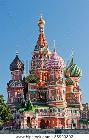 Cathedral of the Intercession (St. Basil)