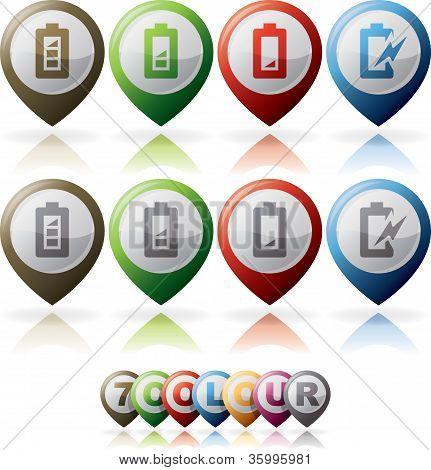 Phone Icons Status