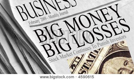 Big Money Big Losses