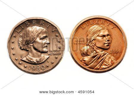 Silver Dollar Comparison