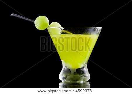 Mellon Ball Cocktail