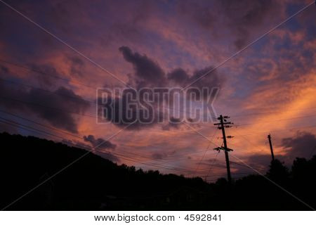 Awesome Sunset  September