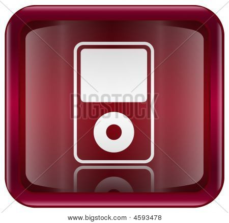 Mp3 Player Red