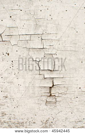 Grunge Gray Crack Background