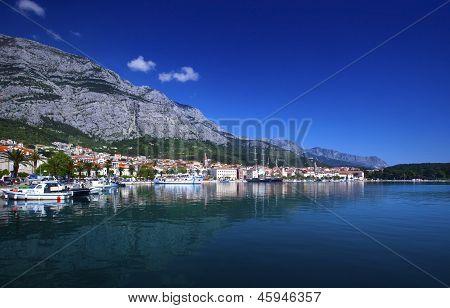 Makarska City,croatia