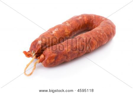 Iberian Chorizo From Barrancos