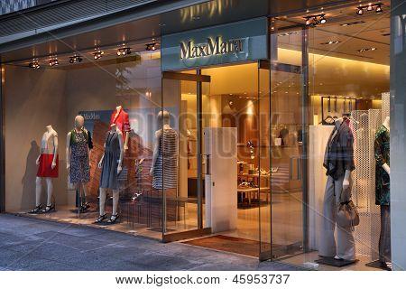 Maxmara Store