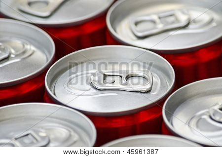 Cans Of Cola