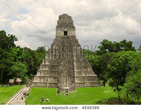 Templo Maia em Tikal