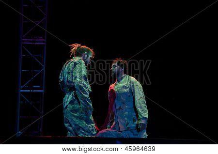 Antagon Theater Aktion