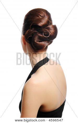 Modern Design  Hairstyle