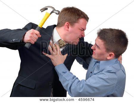 Hammer Attack!