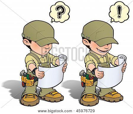 Handyman - Reading Plan Khaki