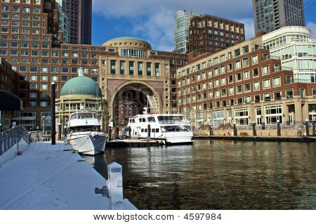 Boston Seaport