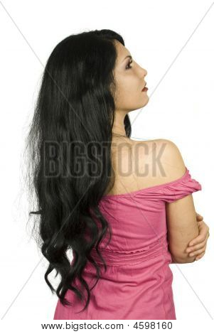 Long Woman Hair