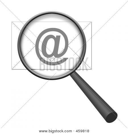 Buscar correo electrónico